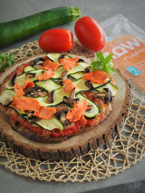 pizza lowcarb