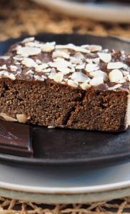 Keto brownie warzywne (Paleo, LowCarb)