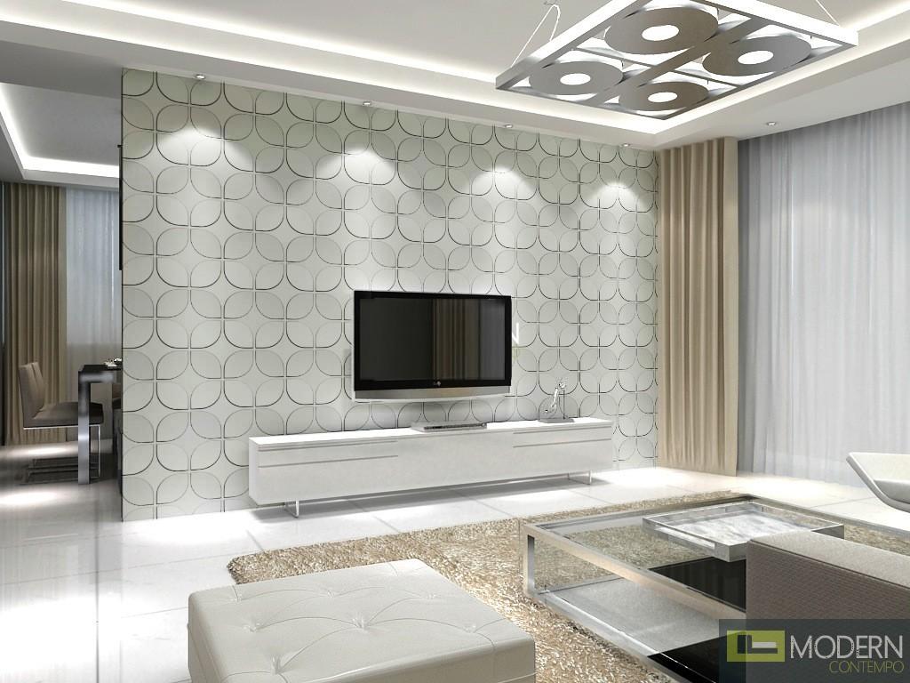 Petals 3D Wall Panel High Grade Polymer