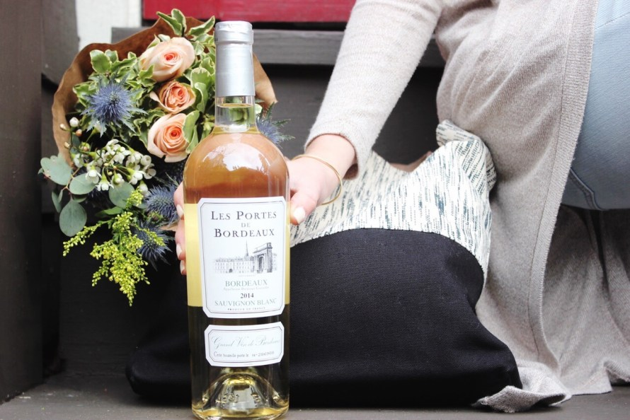 White Wine / Modern Daydream Living- A lifestyle, travel + beautiful living blog.