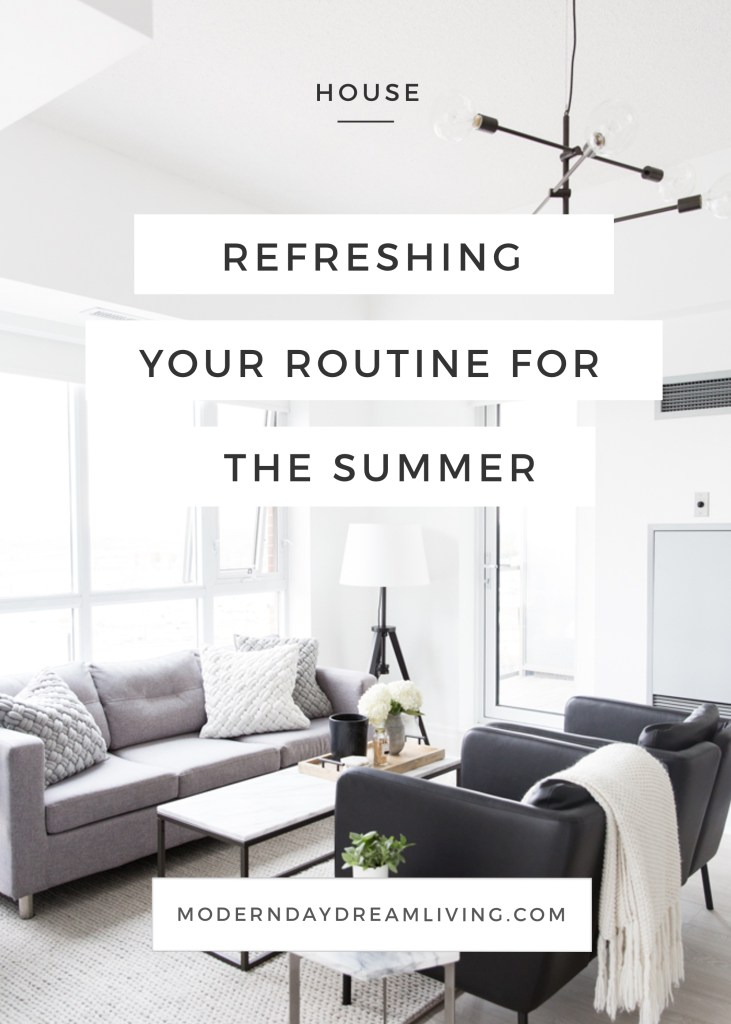Refresh yourself for summer