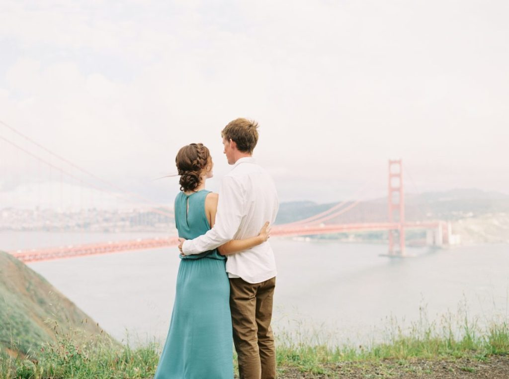 San Francisco Engagement Locations
