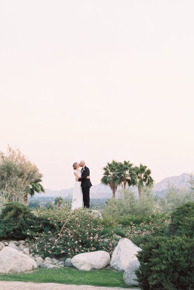 Down To The Last Detail: A Palm Springs Wedding That Will Leave You Wanting To Run Off Into The Desert With Your Soulmate