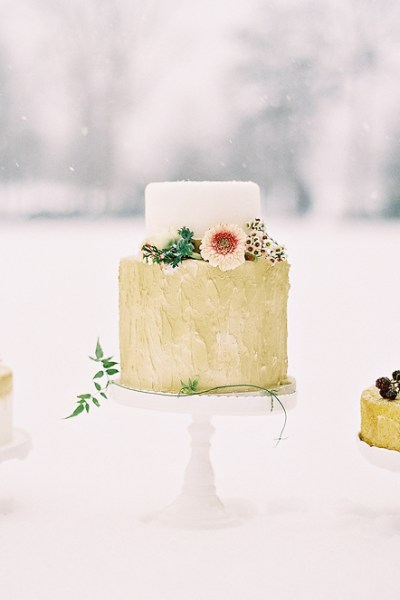 A Winter Wedding That Might Just Having You Wanting To Say Your Vows Under Falling Snow
