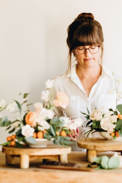 Fall In Love With Your Wedding Flowers With Help From Central Coast Florist, Carla Wingett of Idlewild Floral & Event Design + A Q&A