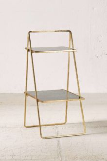 Shop: Gold Plant Holder / Modern Daydream Living