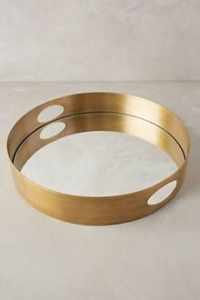 Shop: Gold Tray / Modern Daydream Living