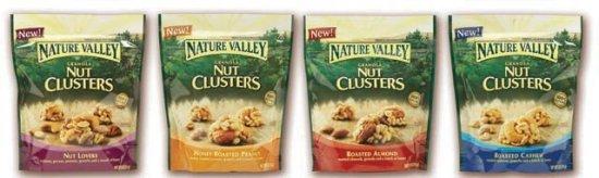 Granola Nut Clusters