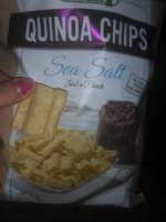 Simply 7 Snacks Quinoa Chips Review ~ All Natural, Gluten and GMO FREE Chips!