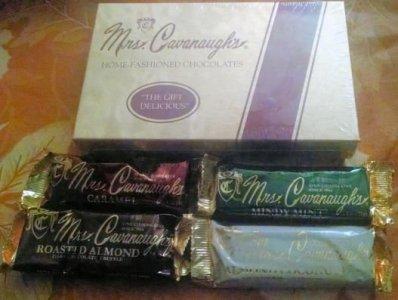 Mrs. Cavanaugh's candy