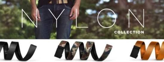 Mission Belt Co. Nylon Belt Collection Review #MissionBelt