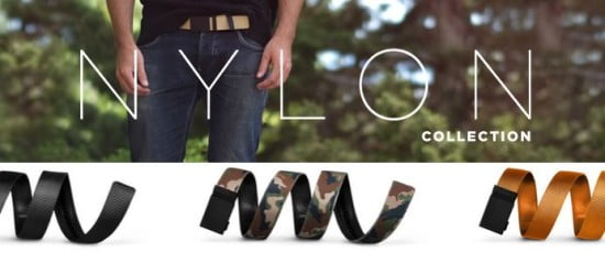 Mission Belt Co. Nylon Belt Collection Review #MissionBelt