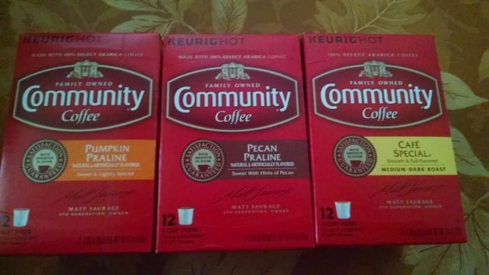 Community Coffee Pecan Praline