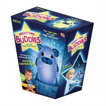 Bright Time Buddies! Adorable Night Light Friends Turn Bedtime into Fun Time! #HolidayGiftGuide2015