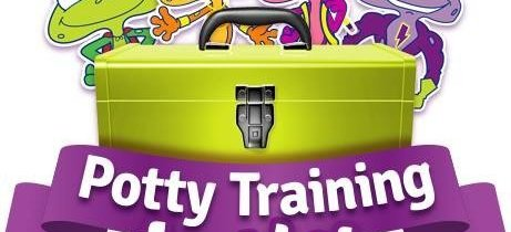FREE Kandoo Potty Training Tool kit