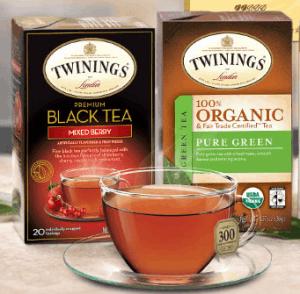 Twinings Tea Free Sample