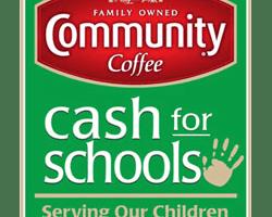 Community Coffee Cash for Schools Program