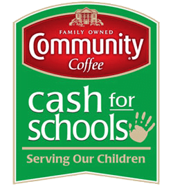 Community Coffee Cash for Schools Program
