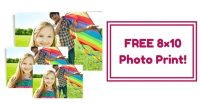 Walgreens free 8x10 photo