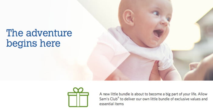 Sam's Club Baby
