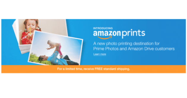 50 FREE 4×6 Amazon Prints & FREE Shipping