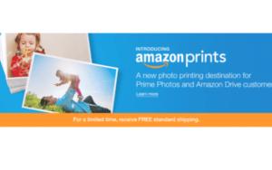 50 FREE 4×6 Amazon Prints & FREE Shipping