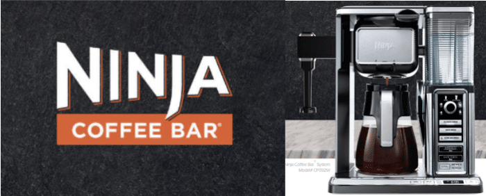 Ninja Coffee Bar System makes a great holiday gift idea.