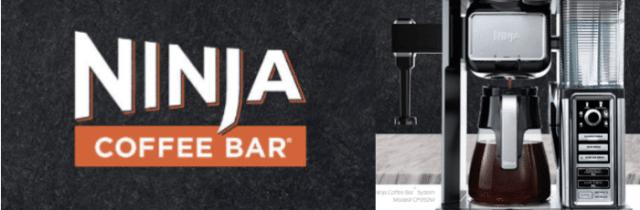 Ninja Coffee Bar System makes a great holiday gift idea.