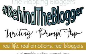 Because I Love You #BehindTheBlogger