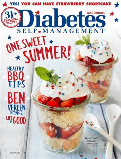 FREE Diabetes Self-Management Magazine Subscription