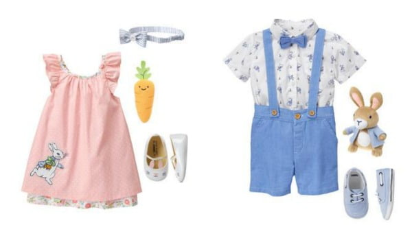 Introducing The New Gymboree Peter Rabbit Collection