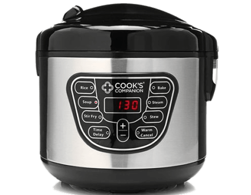 Win a Cook's Companion Digital Wonder Pot {Ends March 15th}