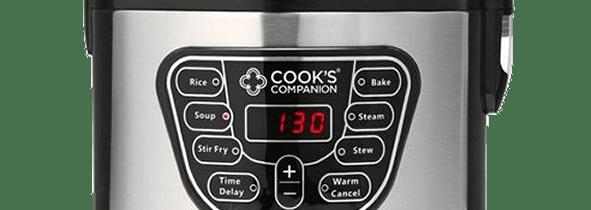 Cook's Companion Wonder Pot: 6 Pots in 1 & Easy Beef Stew Recipe