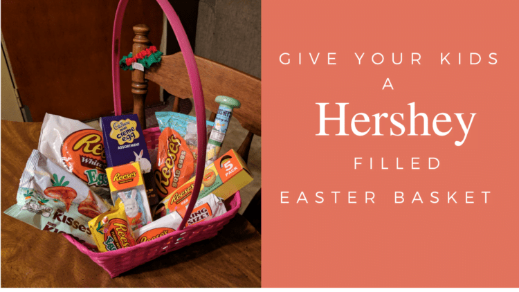 Hershey Easter Candy