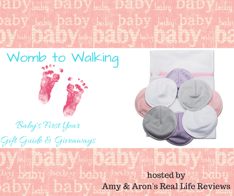 Kumfy Soft Nursing Pad Set Giveaway
