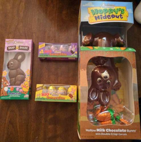 Chance to Win RM Palmer Easter Candy Package…Bunny's and Eggs O MY!