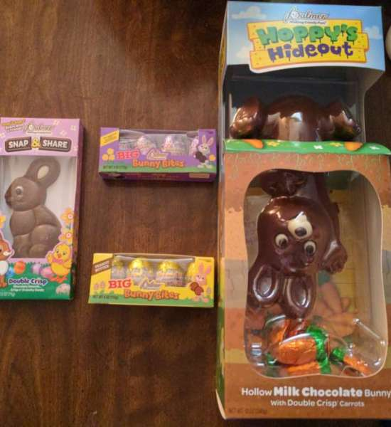 R.M. Palmer Easter Candy is Hopping Your Way!