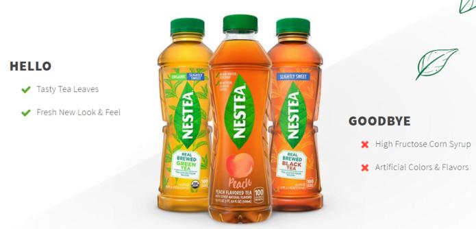 Taste the new NESTEA Flavor…Score a FREE full sized NESTEA Iced Tea Sample