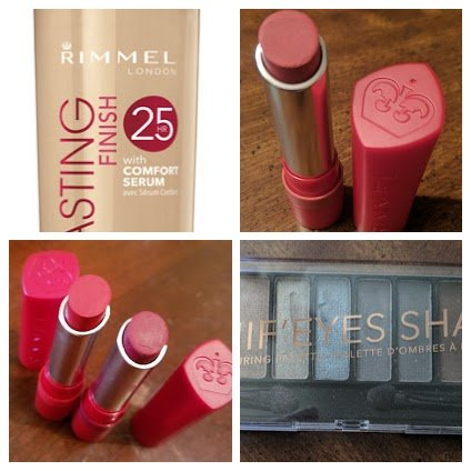Include Rimmel London Makeup as an Easter Basket Filler!