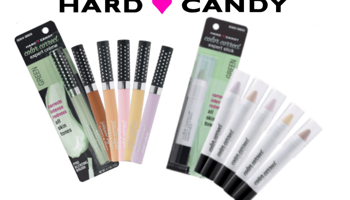 OVER ~ Hard Candy Color Correct Sticks #Giveaway 5 Winners|2 Sticks each #ad
