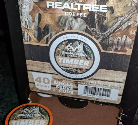 Two Rivers RealTree Timber Coffee #Giveaway (40ct box) #ad #mothersday