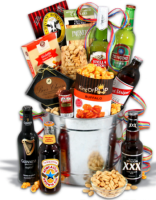 gourmet gift baskets around the world beer