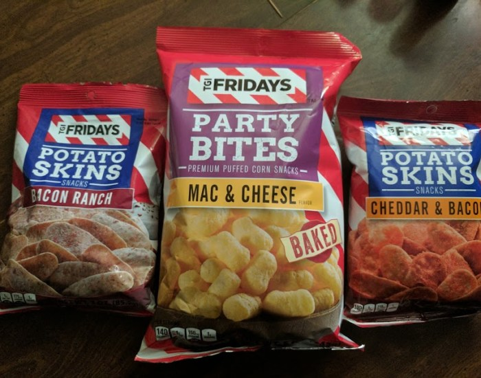 Celebrate National Junk Food Day with TGI Fridays Snacks #AD #NationalJunkFoodDay