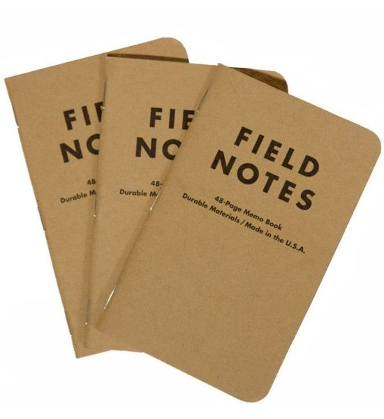 Request a Free Field Notes Notebook from High West Distillery