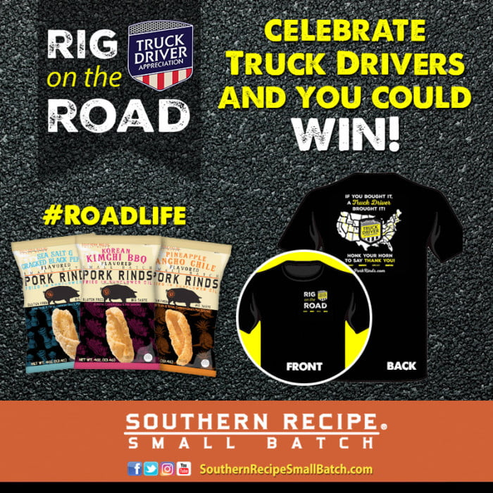 National Truck Driver Appreciation Week #RoadLife #AD #TruckerFund