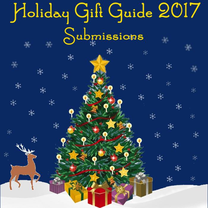 2017 Holiday Gift Guide Submissions