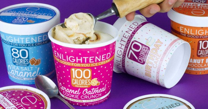 Enlightened Ice Cream FREE Pint Mailed Coupon