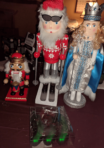 Nutcracker Traditions and Pickle Ornaments!