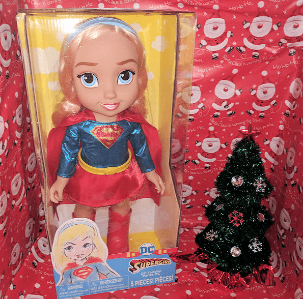 DC Toddler Dolls
