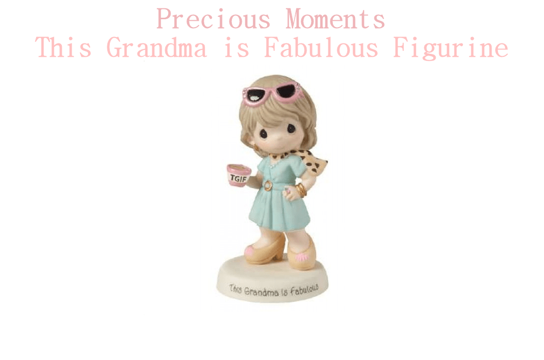 Precious Moments Mother's day